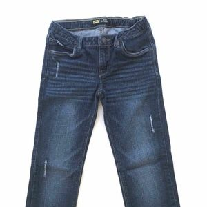 Levi's Jeans Boy's 10 Regular Distressed Straight